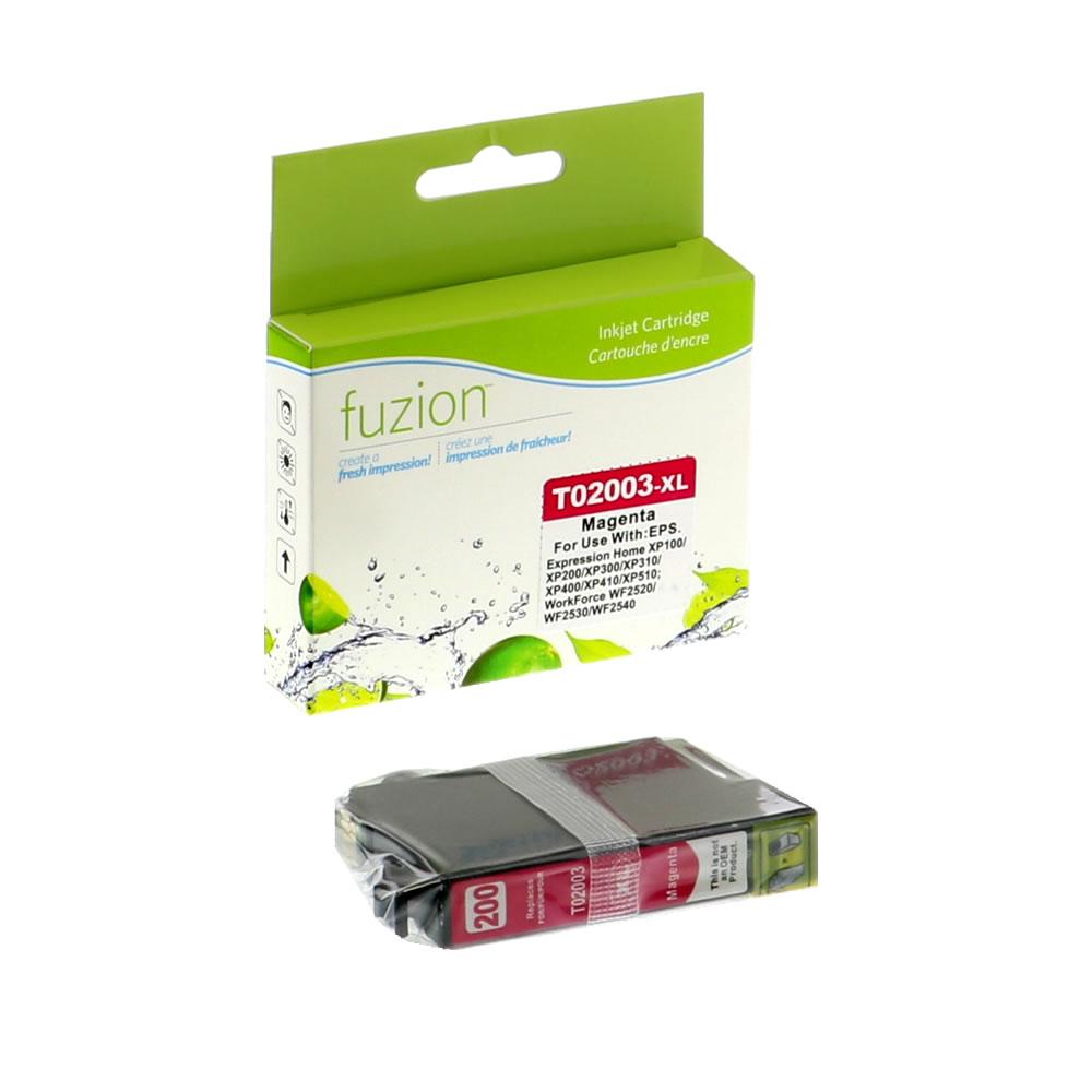 FUZION - Epson T200XL320 Inkjet - HY Magenta