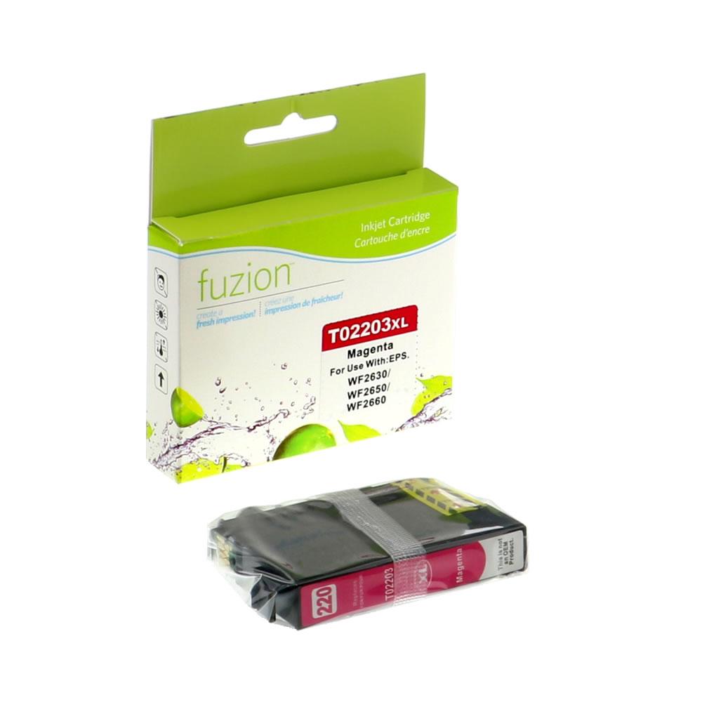 FUZION - Epson T220XL320 Inkjet - HY Magenta
