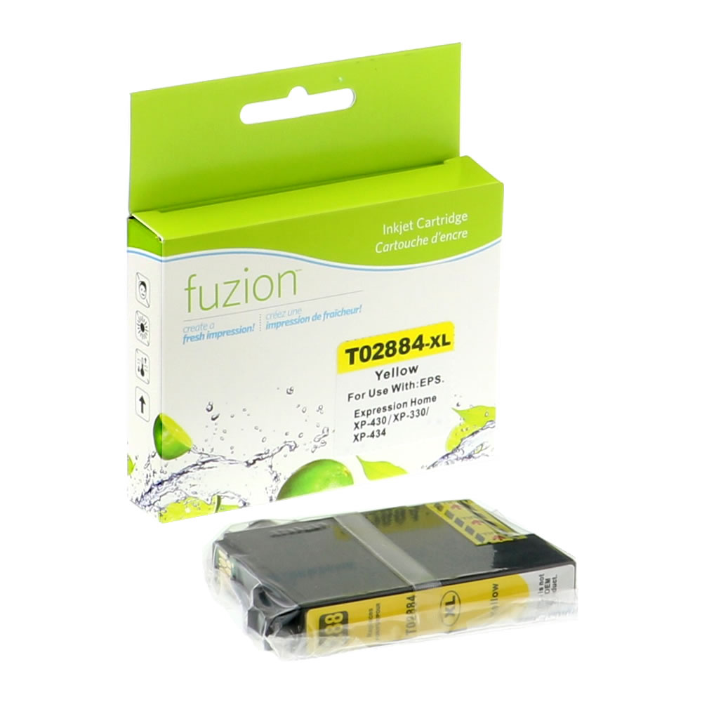FUZION - Epson T288XL420 Inkjet - Yellow