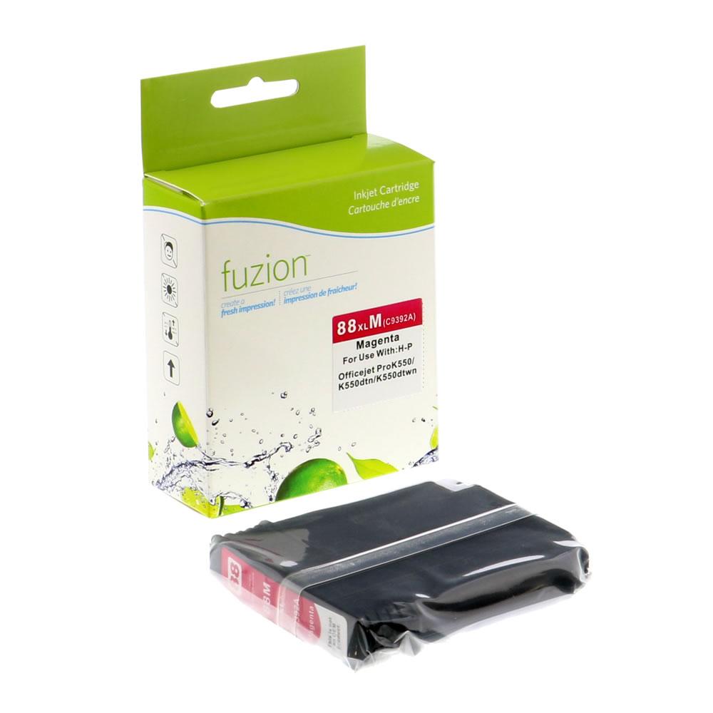 FUZION - HP #88XL Inkjet - Magenta