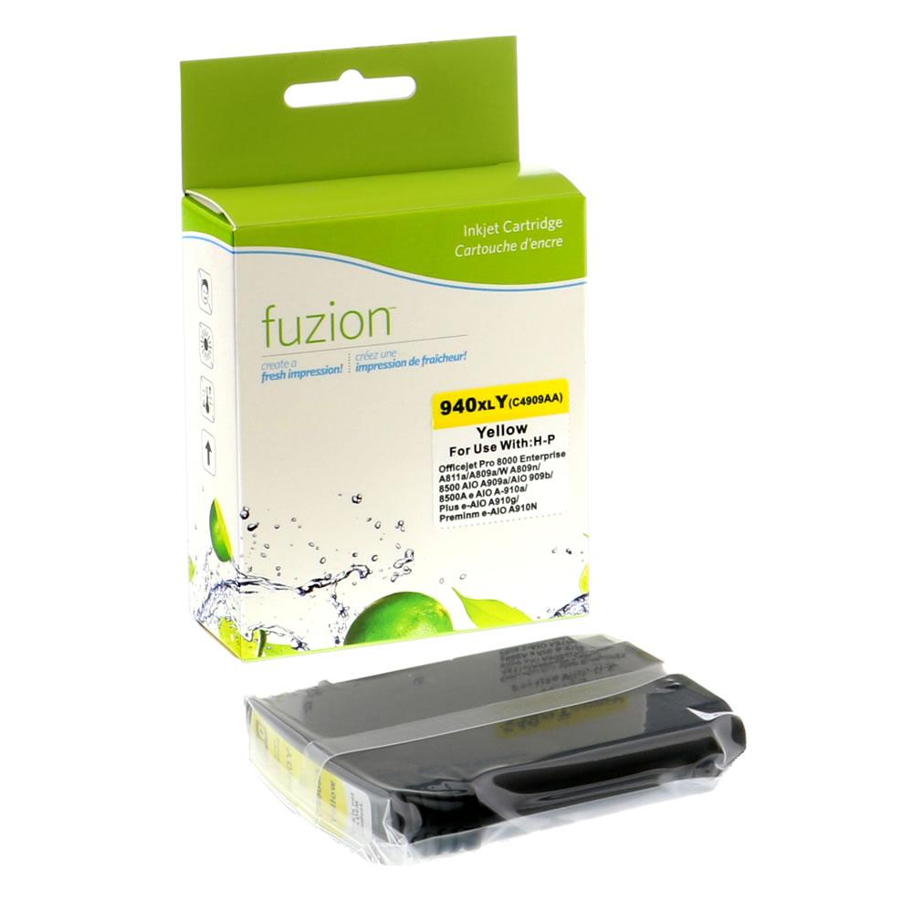 FUZION - HP #940XL Inkjet - Yellow