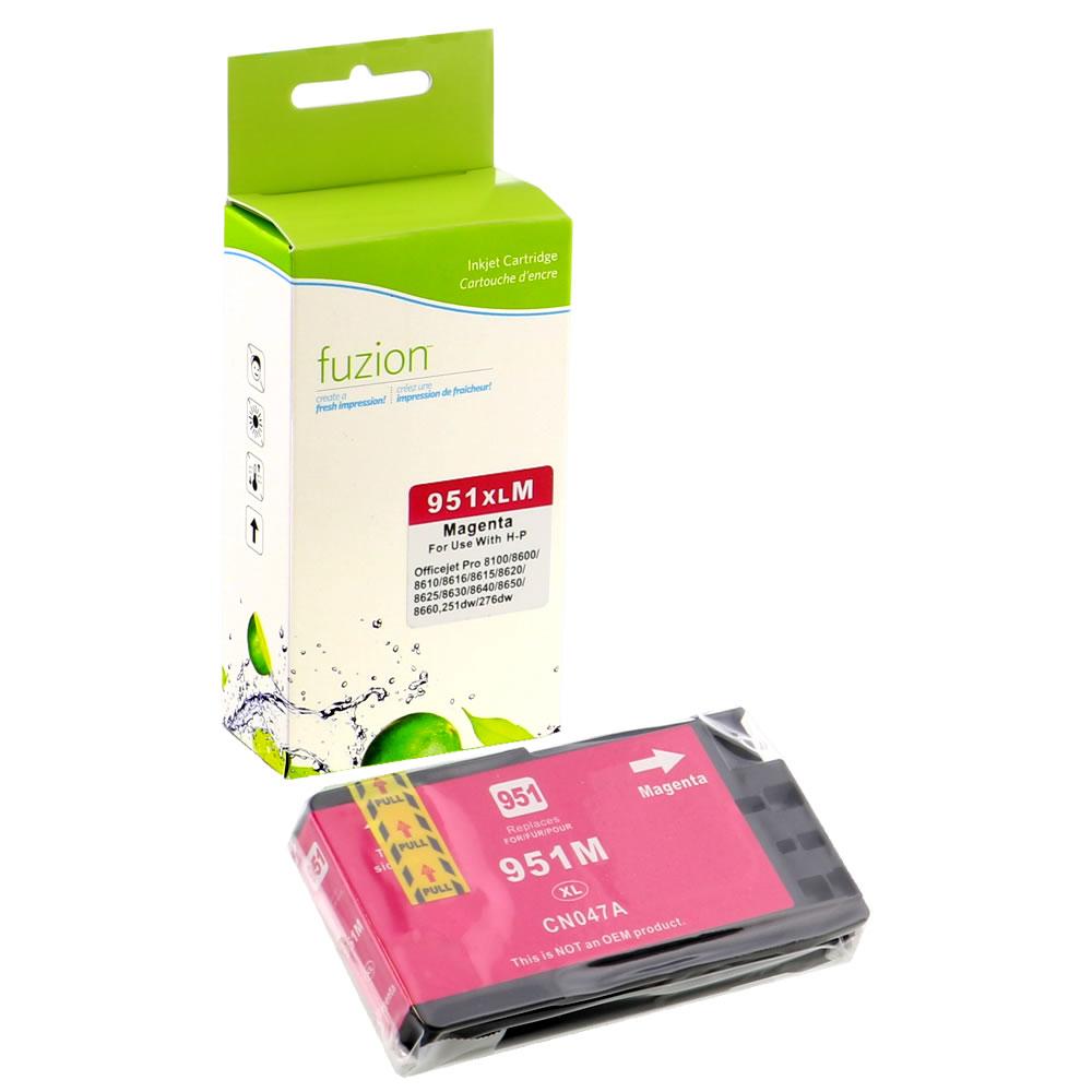 FUZION - HP #951XL Inkjet - Magenta