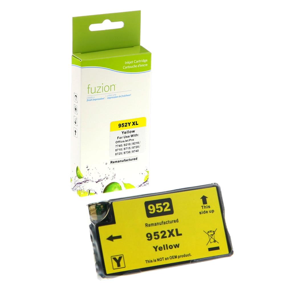 FUZION - HP #952XL HY Inkjet - Yellow
