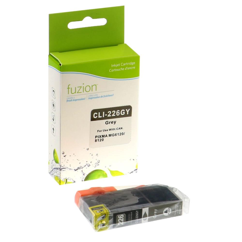 FUZION - Canon CLI-226GY Inkjet - Gray
