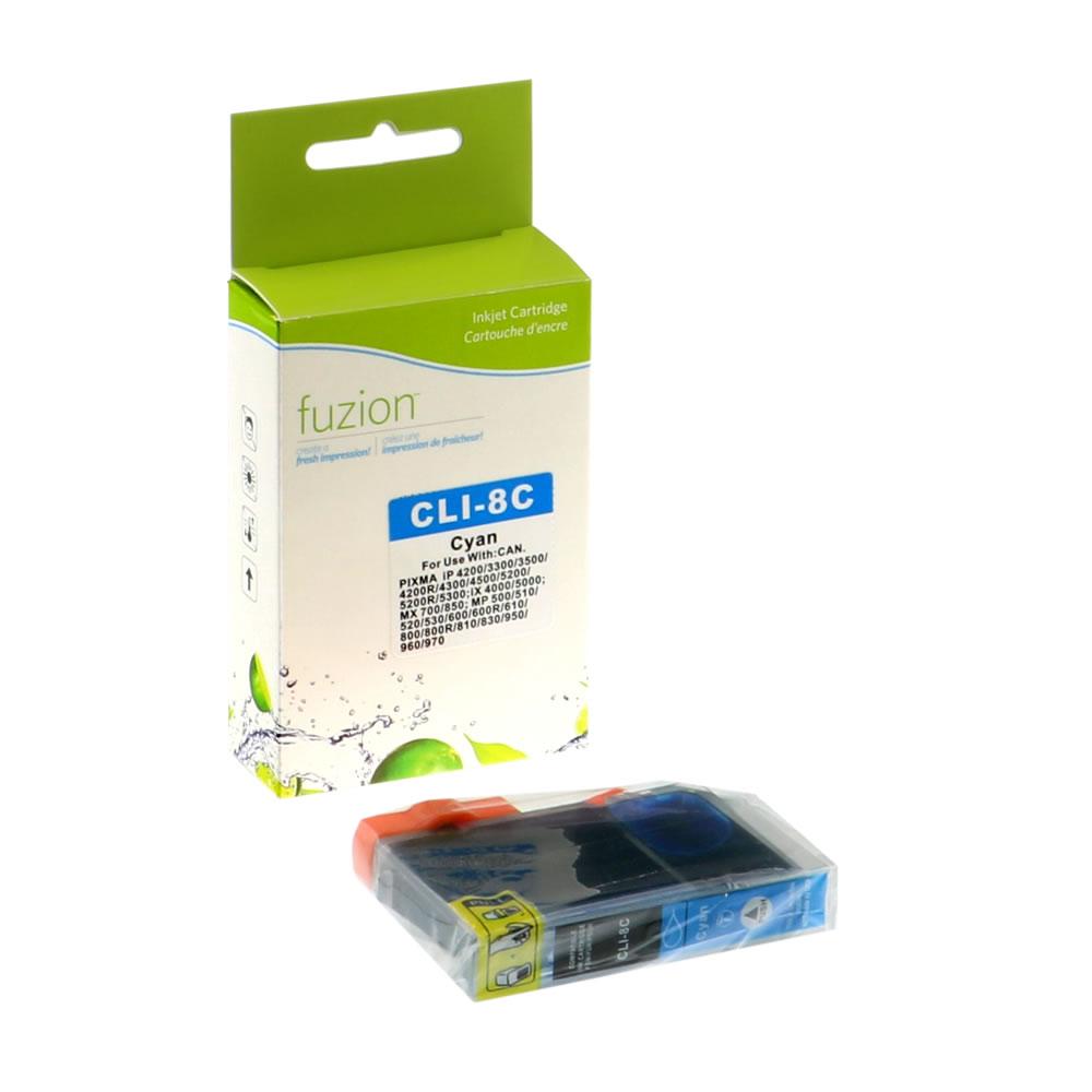 FUZION - Canon CLI-8 Inkjet - Cyan