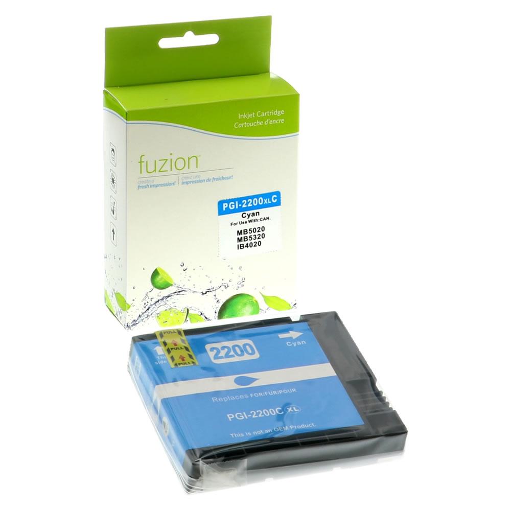 FUZION - Canon PGI-2200XL Pigment Inkjet - HY Cyan