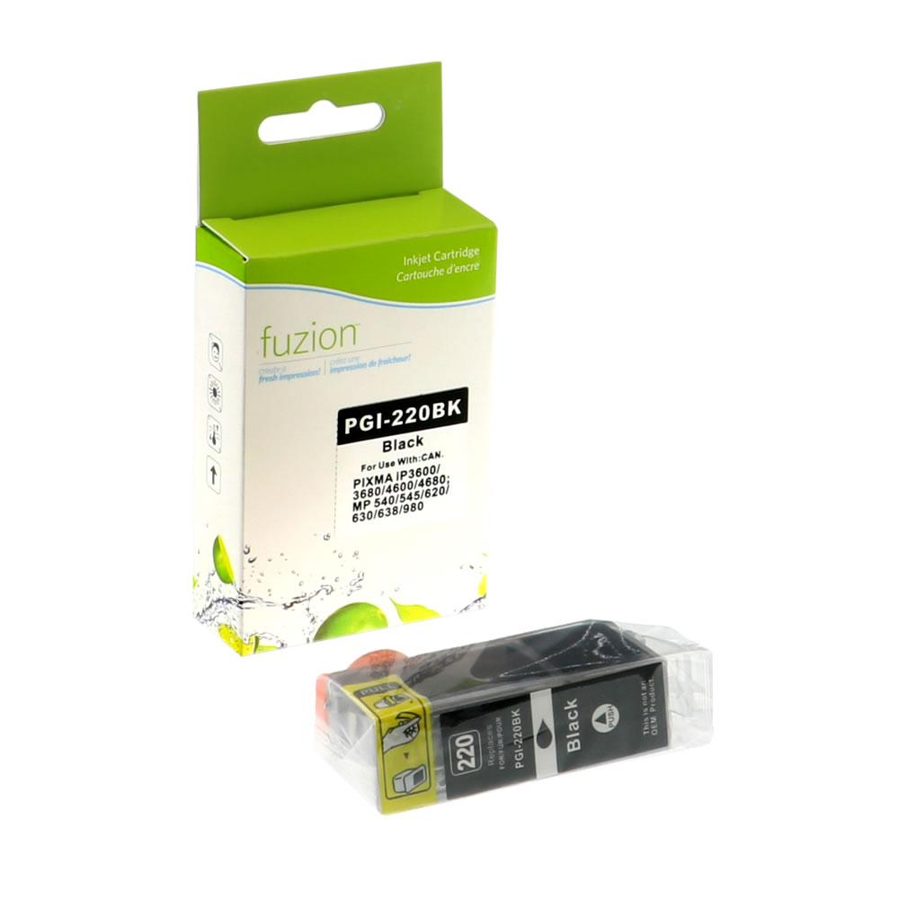 FUZION - Canon PGI-220BK Inkjet - Black